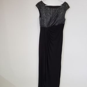 Evening dress.  Connected Apparel